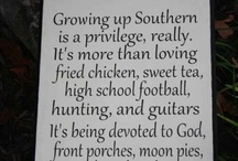 Southern by the Grace of God / by Amy Lecour