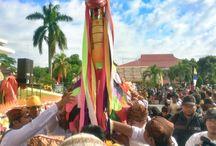 Festive ceremonies at Erau Festival 2014