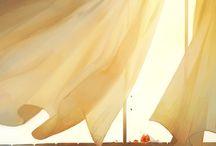 Curtain Love Breeze Sea
