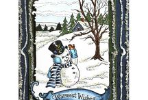 Stampendous warmest wishes