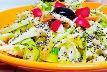Salate sanatoase