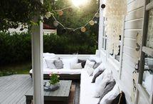 # Idées Outdoor # / Idées par ci par là pour aménagements extérieurs