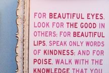 Beautiful Quotes / by Beauty Foods