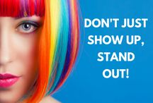 Show Up & Stand Out