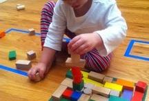 Preschool blocks / by Sue Westenhiser