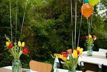 Garten Dekoration fest