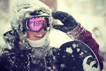Snow board time agian