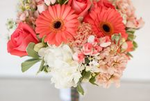 wedding flowers / by Katherine Hill-Wigmore