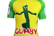 Cool, Funny & Funky: Cycling Jerseys for Men / I found these too cool cycling jerseys for men while shopping for a gift. You know me: cheap(er) but not crazy cheap and love to please; so, these unique jerseys are perfect!