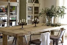 Farm Table Ideas