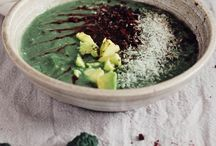 September 2015 Cleanse Smoothie Bowls / by Jill Hall