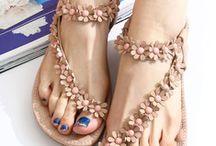 Zapatos de adolescentes