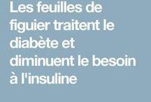 Remèdes contre le diabète