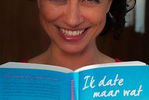 Ik Date Maar Wat / Reisroman over single zijn, daten en relaties. Grappig en ontroerend. 272 pagina's pret in je eentje in bed. Auteur: Suzanne Buis