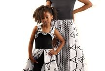 Mommy & me African prints