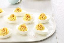 Incredible Edible Egg / Recipes featuring everyone's favorite ingredient: eggs! / by Pyrex