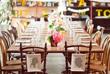 Weddings: Fresh Summer / by Catie Ronquillo Wood