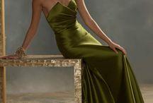 Fashion ✄ Dress (Olive)