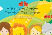 Class Plays / Bring the fun of dramatics to your classroom