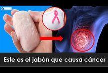Jabones cancerígenos