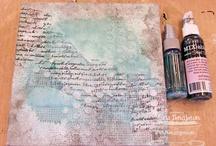 crafts - decoupage / by Stavi Papa
