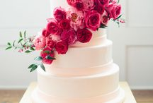 bolo de casamento {wedding cake} / by etiquette - boutique du mariage