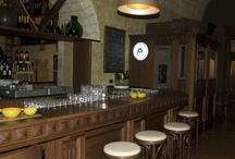 San Giorgio al Pomodorino - Barletta / Arredamento del ristorante-pizzeria realizzato da Zingrillo.com