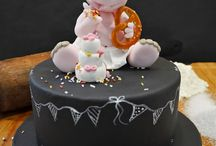 "Ideen ""Kindergeburtstag"" / Motivtortenideen zum Thema Kindergeburtstag | Ideas for character cakes themed ""Kid's Birthday"""