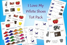 Pete the Cat- White Shoes