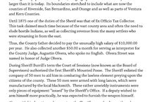 Sheriff's of Los Angeles County