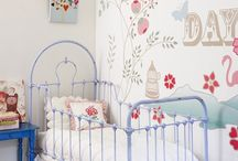 Baby and Children's spaces / by Sheri Nelson