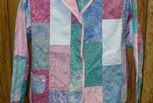 Wearable Quilts / Quilts to Wear