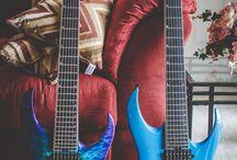 Jackson 7-string Guitars
