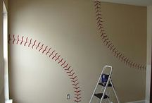 Jack's Baseball Room  / by Mary Edwards @ Couponers United