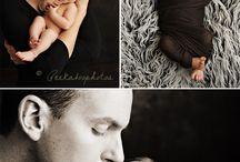 New born/family photography ideas