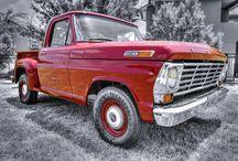 Pickups & trucks