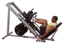 Plate Loaded Exercise Equipment