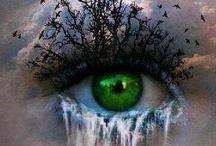 Eyes / by Janice Sebourn
