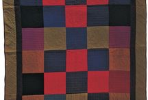 Spring Fling: Quilts from the Collection / On view: May 14–June 5, 2016. For a limited time only, a colorful display of master quilts from the museum's renowned collection will be on view. The lively selection includes Amish, stenciled, pieced, and appliquéd quilts. Please enjoy these rarely seen textiles while a portion of our space undergoes repairs.