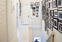 Photo Frame Walls