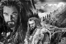 Fantastical Hobbit Art / Behold the majesty of Middle Earth! Enter the world of J.R.R. Tolkien and Peter Jackson through the eyes of these talented artists.   https://studiovox.com/blog/archive/2015/03/24/the-hobbit#