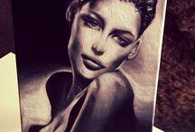 Gemälde / Hier geht es um meine Gemälde aus Öl und Acryl.  http://www.dear-art.de