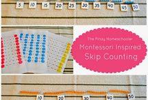 Materiaal - Montessori