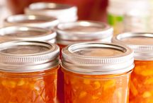 Food-canning/jellies