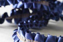 Trimmings, tiebacks, ribbons and more