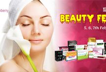Beauty Fest #vitaminberry / #vitaminberry Presents Beauty Fest 5 to 7th Feb-2016 https://www.vitaminberry.com/brand_list?bn=intencis-Derma-Care
