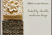 Crochet bucket list