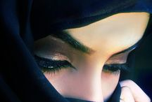 The Arabic makeup
