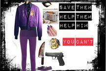 Uniforms / Cosplays FNaF