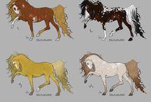 Horses / by Masaya